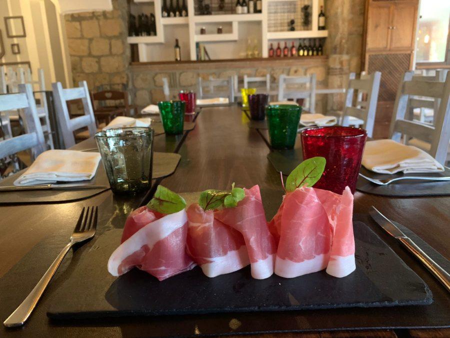 Il Foro dei Baroni sarà il primo ristorante a inserire a menu il vero Prosciutto di Pietraroja